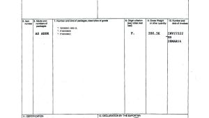 Fillable Certificate Of origin Template Certificate Of origin Template Usa Fee Schedule Template