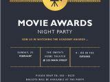 Film Premiere Invitation Template Movie Invitation Template Images Template Design Ideas