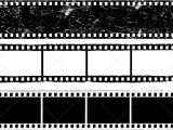 Film Strip Picture Template Realistic Graphic Download Ai Psd Http Hardcast