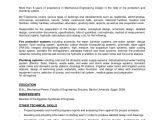 Fire and Safety Fresher Resume format Mechanical Engineer Plumbing and Fire Fighting