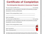 Fire Training Certificate Template 82 Free Printable Certificate Template Examples In Pdf