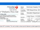 First Aid Certificate Template Free Unique Cpr Aed Certification Near Me Crisia Net