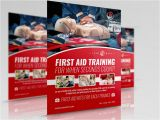 First Aid Poster Template First Aid Flyer Template by Owpictures Graphicriver
