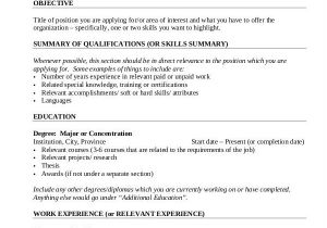 First Resume Templates First Job Resume 7 Free Word Pdf Documents Download