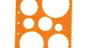 Fiskars Shape Cutter Templates Buy Fiskars Shape Template Circles Online In India at