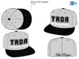 Fitted Hat Template the Real Dwayne Allen Com Trda Brand Exclusive Sneek
