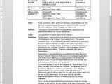 Fixed asset Policy Template Fixed asset Capitalization Depreciation Procedure