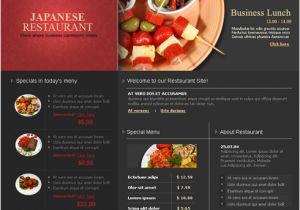 Flash Menu Templates 3436 Flash Food Restaurant Flash Templates