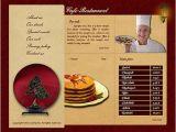 Flash Menu Templates Free Flash Template Restaurant Template Get It From Www