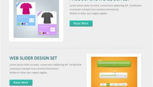 Flat Design Email Template Flat Email Template Design Psd Design3edge Com
