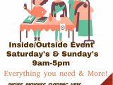 Flea Market Flyer Template Poster My Walls Blogger