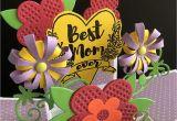 Flower Card for Mom or Grandma Amazon Com Mothers Day Card Handmade Card Flower Card