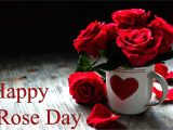 Flower Card Messages for Girlfriend 50 Best Rose Day Images Rose Rose Day Wallpaper Happy