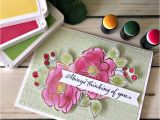 Flower Card Thinking Of You 5 New Free Items Available today See them Here In 2020