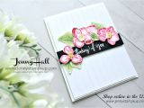Flower Card Thinking Of You Climbing orchid Card orchid Card orchids Flower Cards