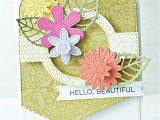 Flower Embellishments for Card Making Mft Wsc 324a 2 Mft Pinterest Cards Flower Cards and