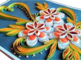 Flower Embellishments for Card Making Quill Paper How to Make Beautiful Quilling Flowers