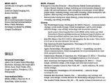 Fluent In Spanish Resume Sample Fluent In Spanish Resume Sample Basic Parts Of the Resume