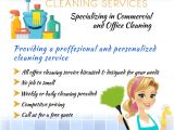Flyers for Cleaning Business Templates Cleaning Service Template Postermywall