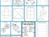 Foldable Booklet Template Foldable Fun 20 Editable Templates Mini Book Flaps