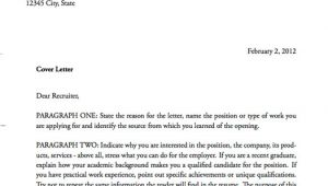 Font to Use for Cover Letter Cover Letter Font Crna Cover Letter