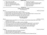 Food Basic Resume Best Fast Food Server Resume Example Livecareer