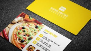 Food Business Cards Templates Free Iapdesign Com Photoshop Tutorials Phillippinesfantastic
