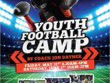 Football Camp Flyer Template Free Football Camp Flyer by Bumiputra Graphicriver