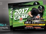 Football Camp Flyer Template Free Football Camp Flyer Templates by Kinzi21 Graphicriver