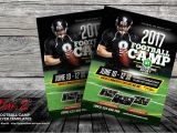Football Camp Flyer Template Free Football Camp Flyer Templates Graphicriver