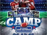 Football Camp Flyer Template Free Youth Football Camp Flyers by Inddesigner Graphicriver