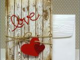 For Each Handmade Greeting Card Jacqui Hardwood Hearts Stampin Up Valentine Cards Cards