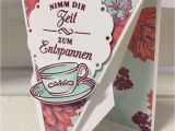 For Each Handmade Greeting Card Jacqui Tutorial Zum Wochenstart Pfeilkarte Mit Bildern Karten