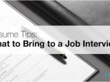Forgot to Bring Resume to Job Interview Resume Tips What to Bring to A Job Interview Ladders