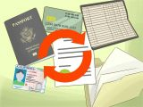 Form for social Security Card Name Change 3 Ways to Change Your Name Wikihow