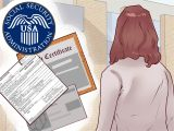 Form for social Security Card Name Change 5 Ways to Change Your Name In north Carolina Wikihow