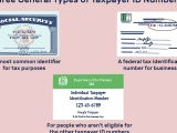 Form for social Security Card Name Change Difference Between A Tax Id Employer Id and Itin