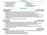 Format Of A Good Resume for Job Best Resume Examples for Your Job Search Livecareer