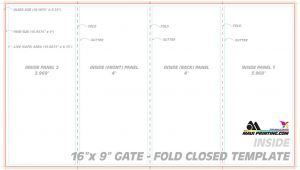 Four Fold Brochure Template Indesign Brochure Folding Templates the Best Templates Collection