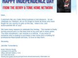 Fourth Of July Email Template 12 Best Email Blast Design Real Estate Images On