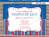 Fourth Of July Email Template Fourth Of July Party Printables Invitations Decorations