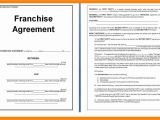Franchise Brochure Templates Agreement Free Franchise Agreement Template Franchise