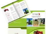Free Agriculture Flyer Templates Brochure Template for Agricultural Implements