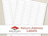 Free Avery Label Templates 5167 Address Labels Word