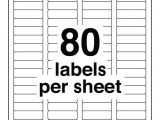 Free Avery Label Templates 5167 Return Address Label Template Free Search Results