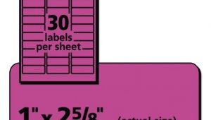 Free Avery Templates 5970 Avery 5970 Labels