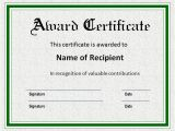 Free Award Certificates Templates to Download Awards Certificate Templates Certificate Templates