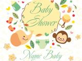 Free Baby Shower Flyer Template Baby Shower Free Flyer Template Download for Photoshop
