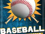 Free Baseball tournament Flyer Template Baseball Template Postermywall