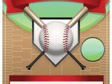 Free Baseball tournament Flyer Template Baseball tournament Flyer Background Royalty Free Vector